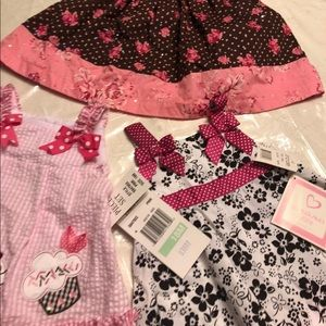 Baby girl outfits 18 to 24 months new